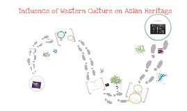 Influence of Western Culture on Asian Heritage