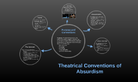Theatrical Conventions of Absurdism