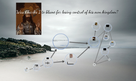 Was Charles I to blame for losing control of his own kingdom?