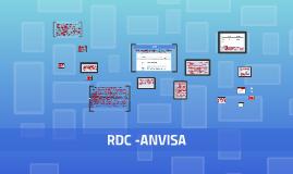 RDC -ANVISA