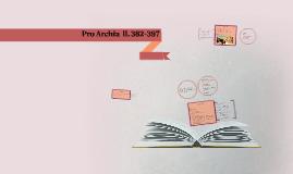 Pro Archia  ll. 382-397