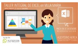 Excel Villa Maria