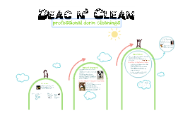 Final Presentation: Deac 'n Clean