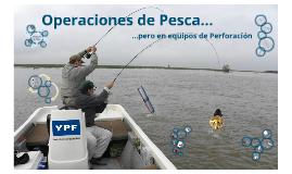 Operaciones de Pesca