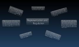 Representation and Regulation