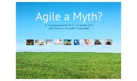 Agile a Myth?