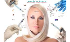 La cirugía plástica es la especialidad médica que tiene por