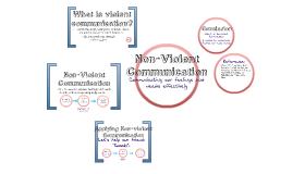 Copy of Non-Violent Communication
