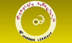 Embalmer Apprentice