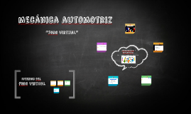 mecánica automotriz - Foro Virtual