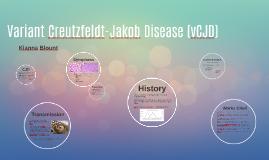 Variant Creutzfeldt-Jakob Disease