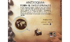 Ruta del cafe Antioqueño