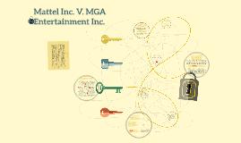Mattel Inc. V.