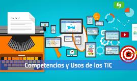 Copy of Valorando las Competencias TIC de los Docentes
