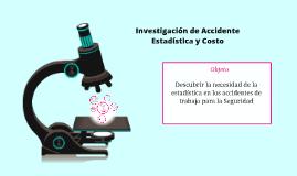 Investigación de Accidente