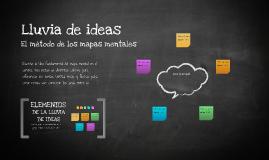 Plantilla Mapas Mentales by Pablo Pascual Perea