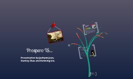 English: Prospero Is...
