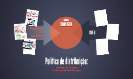 Política de distribuição: produtos vs serviços; omnichannel
