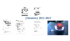 Chemistry 2011
