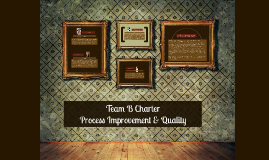 Team B Charter