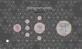Giving Instructiones