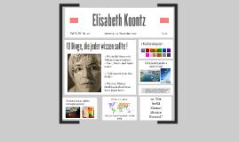 Elisabeth Koontz