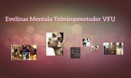 VFU Mentala Träningsmetoder