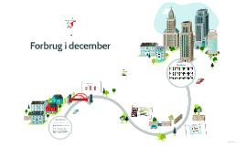 Forbrug i december