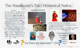 The Handmaid's Tale: Historical Notes