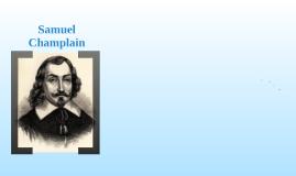 Samuel Champlian