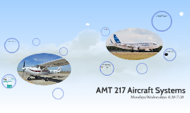 AMT 217 Aircraft Systems