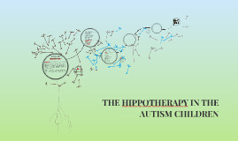 The hipotherapy in the autism childs