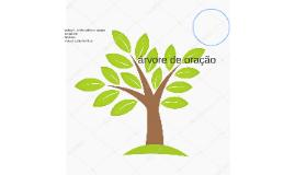 árvore de oração