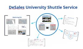 DeSales University Shuttle Service