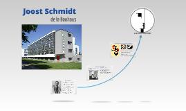 Copy of Joost Schmidt presentación
