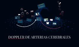 Doppler de  Arteria Cerebral Media