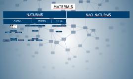 Materiais e Processos: um mapeamento semântico
