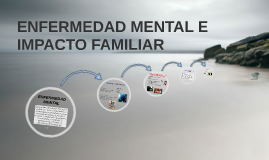 Enfermedad Mental e Impacto en la Familia