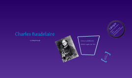 French Project: Charles Baudelaire
