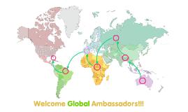 GloBull Ambassador Reception