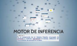 MOTOR DE INFERENCIA