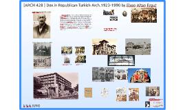 The Ottoman Bank & Giulio Mongeri in Ankara