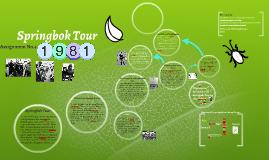Springbok Tour