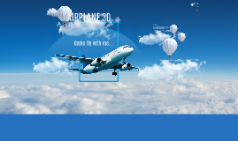 TEMPLATE - Airplane 3D
