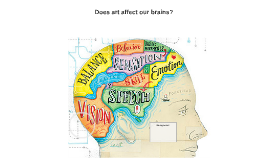 How does art affect our brain?