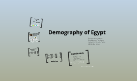 Demography of Egypt