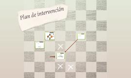 Plan de intervención Centro.