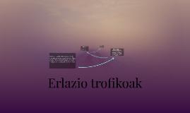 Erlazio trofikoak