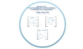 Copy of Internet Surveys: A tutorial explaining the rewards and challenges of conducting a survey using Qualtrics
