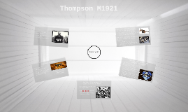 Thompson M1921
